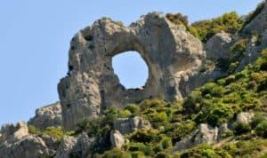 Vista petra istampate Galtellì